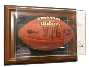 Wall Mounted Football Case