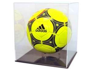 Soccer Ball Display Case