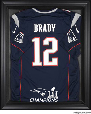 New England Patriots Super Bowl 51 Jersey Frame